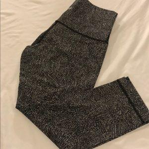 NWOT Align Lululemon Printed Pants